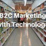 image of b2c-marketing-with-technology