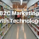image of b2c-marketing-with-technology
