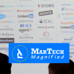 MarTech, Data, and the Marketing Mix at Marketing Tech Magnified 2019