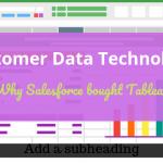 Customer Data Technology and the Raging Market War